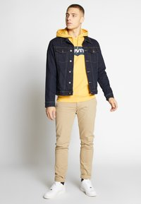 Levi's® - GRAPHIC HOODIE - Luvtröja - golden apricot - 1