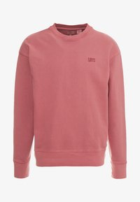 Levi's® - AUTHENTIC LOGO CREWNECK - Collegepaita - earth red - 3
