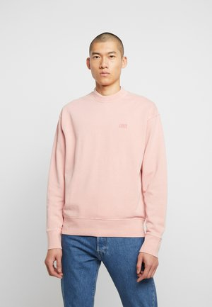 AUTHENTIC LOGO CREWNECK - Sweatshirt - farallon