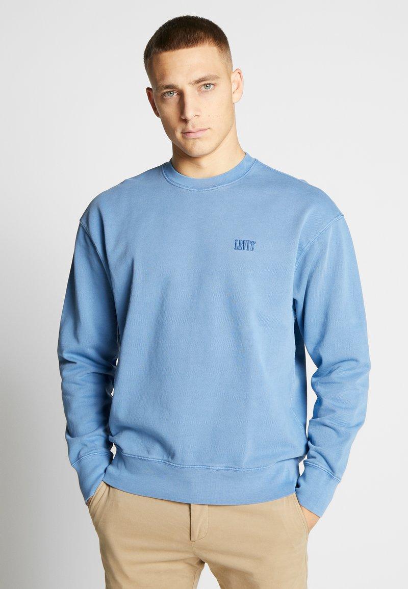 Levi's® - AUTHENTIC LOGO CREWNECK - Sweatshirt - riverside