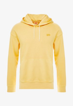 AUTHENTIC HOODIE - Jersey con capucha - golden apricot