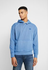 Levi's® - AUTHENTIC HOODIE - Hoodie - blue - 0