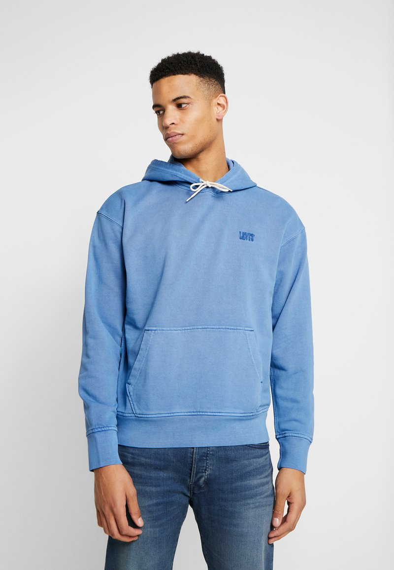 Levi's® - AUTHENTIC HOODIE - Hoodie - blue