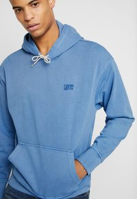 Levi's® - AUTHENTIC HOODIE - Hoodie - blue - 4
