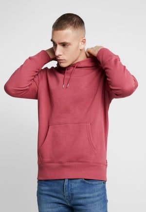 GRAPHIC PO HOODIE- B - Sweat à capuche -  tonal earth red