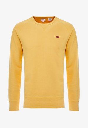 ORIGINAL ICON CREW - Sweatshirts - golden apricot