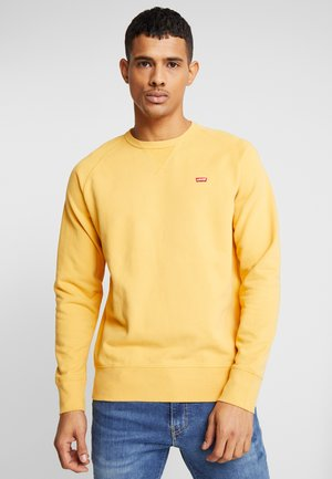 ORIGINAL ICON CREW - Sweater - golden apricot