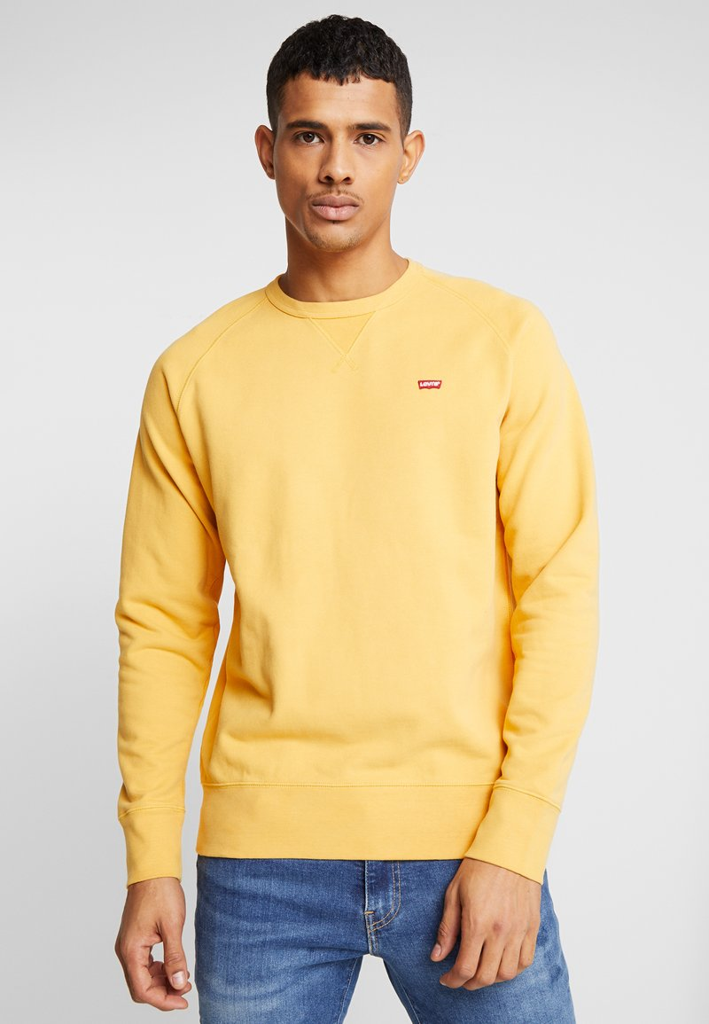 Levi's® - ORIGINAL ICON CREW - Sweater - golden apricot