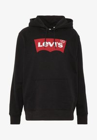 Levi's® - GRAPHIC HOODIE - Sweat à capuche - black