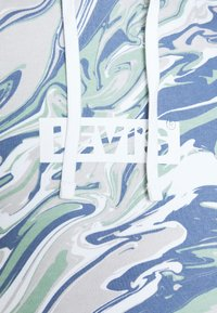 Levi's® - RELAXED FIT LOGO - Hoodie - marble box tab white - 6