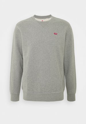 NEW ORIGINAL CREW - Sweater - chisel grey heather