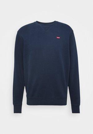 NEW ORIGINAL CREW - Sweatshirts - dress blues