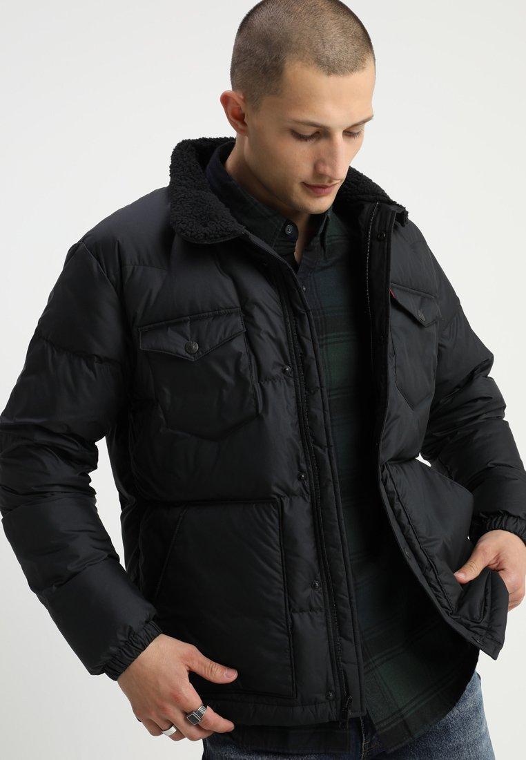 Levi's® - BARSTOW PUFFER - Daunenjacke - black