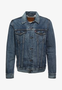 Levi's® - THE TRUCKER JACKET - Farkkutakki - mayze trucker - 4