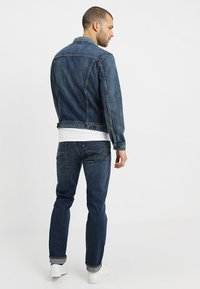 Levi's® - THE TRUCKER JACKET - Farkkutakki - mayze trucker - 2