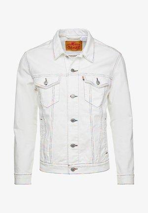 PRIDE THE TRUCKER - Denim jacket - two spirit