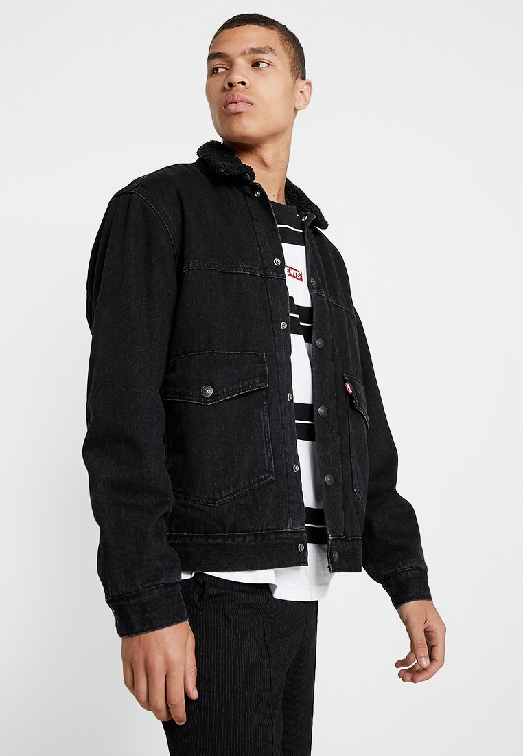 Levi's® - PATCH TRUCKER - Denim jacket - ricky