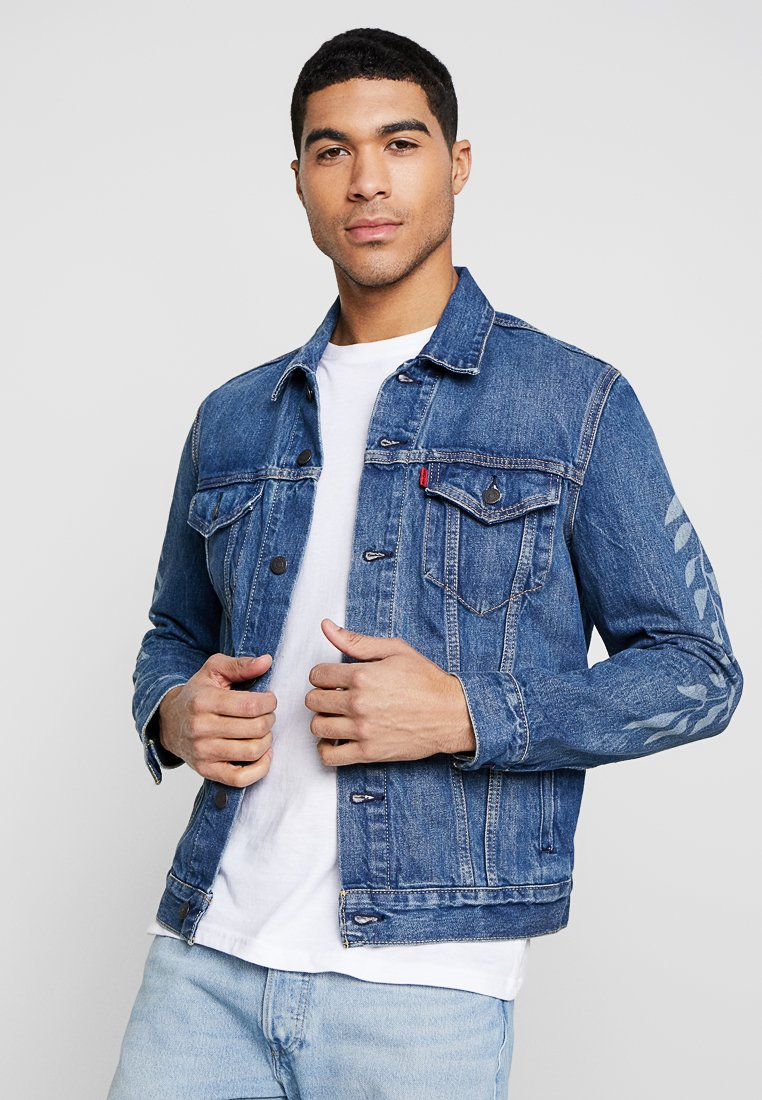 Levi's® - TRUCKER BY JUSTIN TIMBERLAKE - Denim jacket - blue denim
