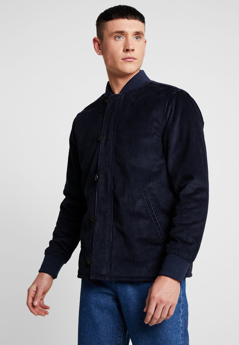 Levi's® - DECKBOMBER - Bomber Jacket - night sky