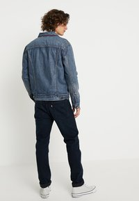 Levi's® - LINED TRUCKER JACKET - Jeansjacka - sequoia - 2