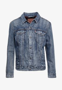 Levi's® - LINED TRUCKER JACKET - Jeansjacka - sequoia - 5