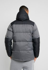 Levi's® - PUFFER - Gewatteerde jas - dark heather grey - 2