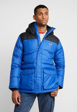 PUFFER - Gewatteerde jas - sodalite blue