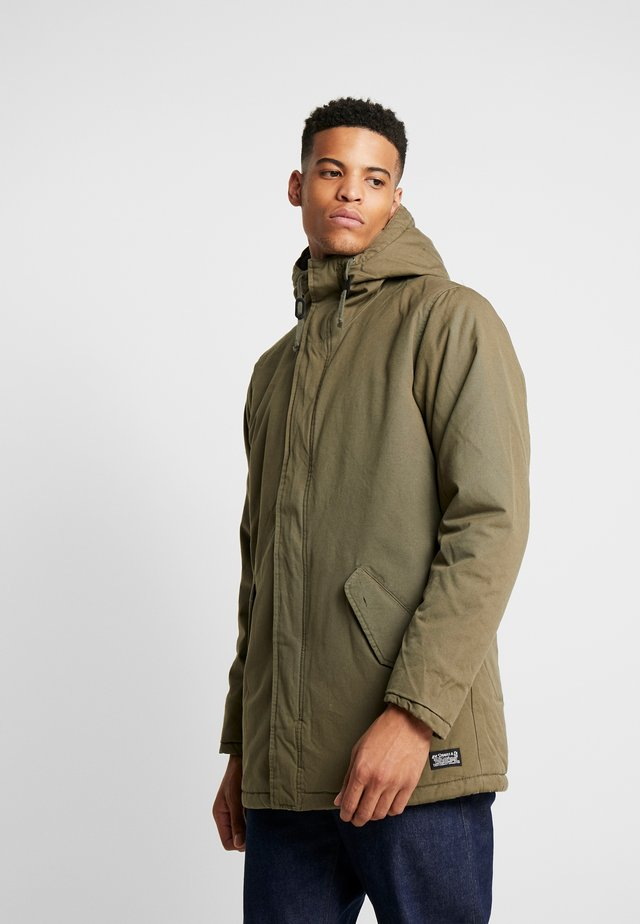THERMORE PADDED - Allvädersjacka - olive night