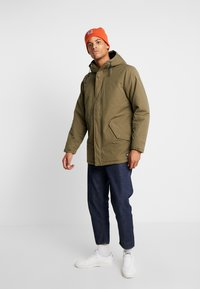Levi's® - THERMORE PADDED - Jas - olive night - 1