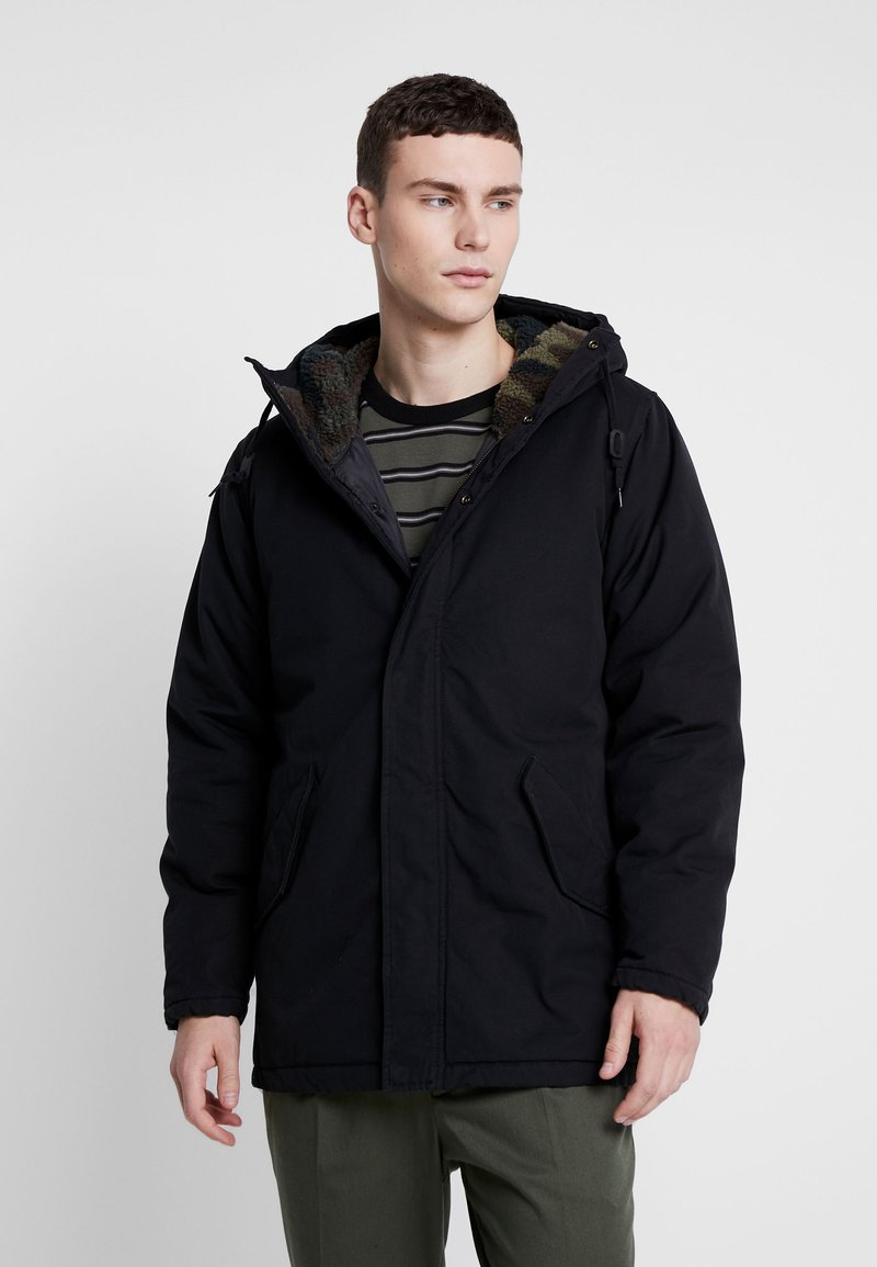 Levi's® - THERMORE PADDED - Light jacket - black