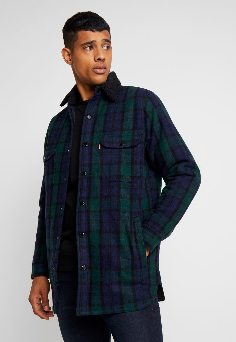 Levi's® - WORKER - Short coat - mineral black