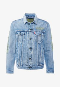 Levi's® - LEVI'S® X STAR WARS THE TRUCKER JACKET - Spijkerjas - blue denim - 4