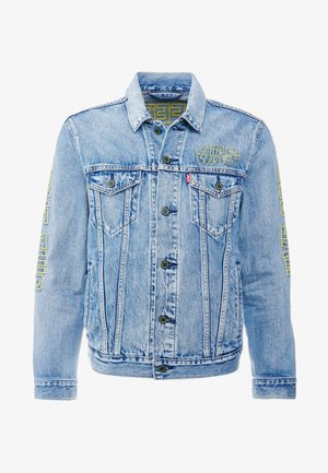 LEVI'S® X STAR WARS THE TRUCKER JACKET - Giacca di jeans - blue denim