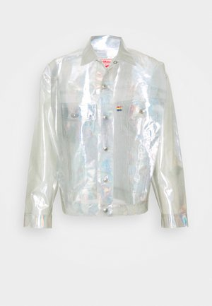 PRIDE OVERSIZED TRUCKER JACKET - Summer jacket - pride sparkle and shine