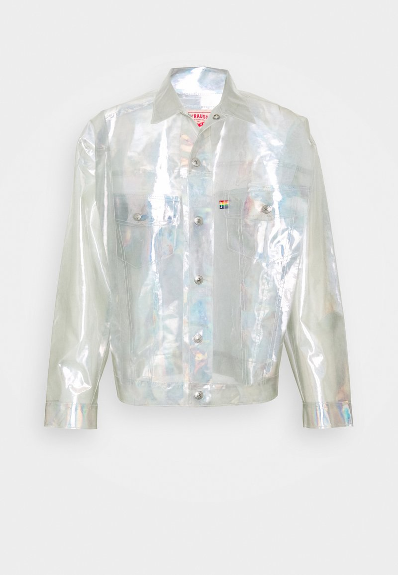Levi's® - PRIDE OVERSIZED TRUCKER JACKET - Korte jassen - pride sparkle and shine