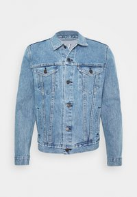 Levi's® - PRIDE THE TRUCKER JACKET - Džínová bunda - blue denim - 5