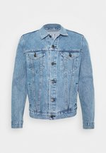 PRIDE THE TRUCKER JACKET - Jeansjakke - blue denim