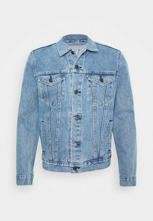 PRIDE THE TRUCKER JACKET - Denim jacket - blue denim