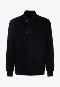 Levi's® - QUILTED DECK BOMBER  - Blouson Bomber - mineral black - 3