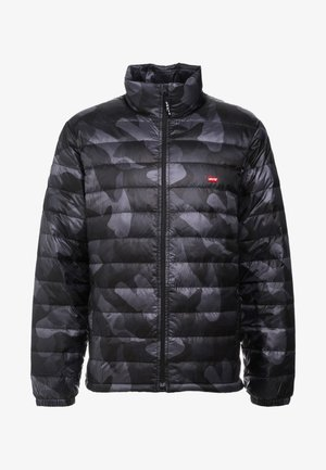 DEHON PUFFER - Down jacket - alvincamo pirate black