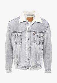 Levi's® - VIRGIL TRUCKER - Denim jacket - grey - 3