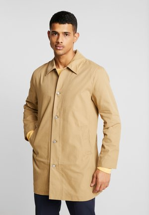 LONG UTILITY COAT - Short coat - harvest gold