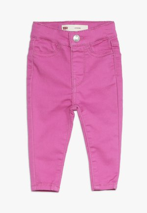 PULL ON BABY - Jeggings - phlox pink