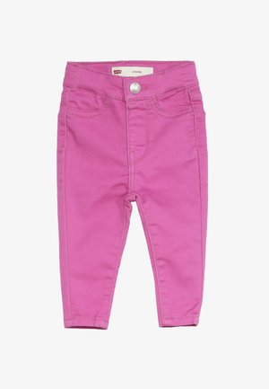 PULL ON BABY - Jegging - phlox pink