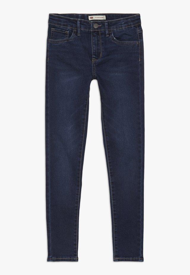 710 SUPER SKINNY - Jeans Skinny - complex