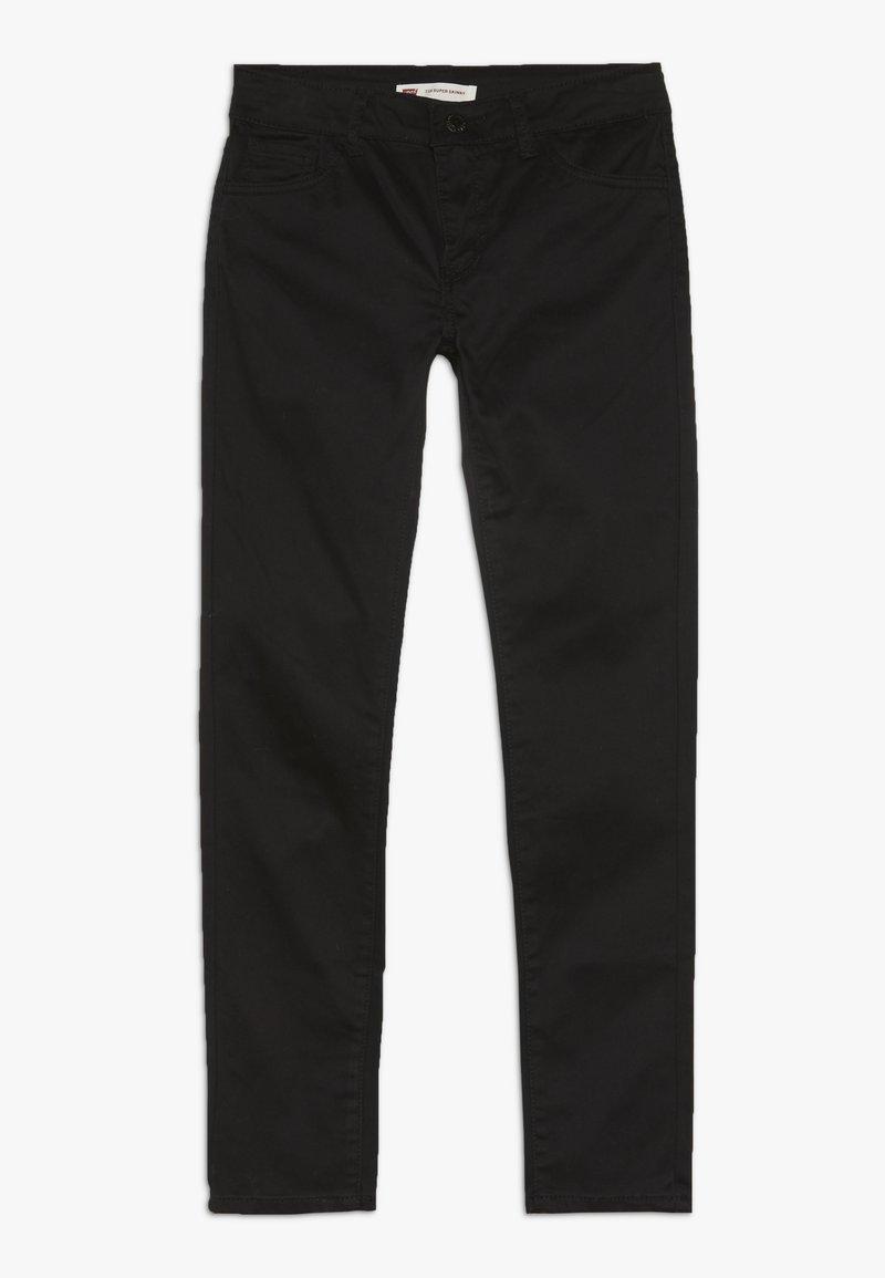 Levi's® - 710 SUPER SKINNY - Jeans Skinny Fit - meteorite