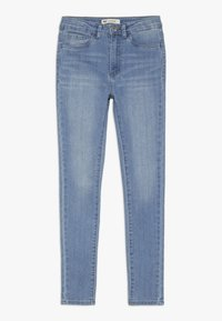 Levi's® - 720 HIGH RISE SUPER SKINNY - Jeansy Skinny Fit - light blue denim - 0