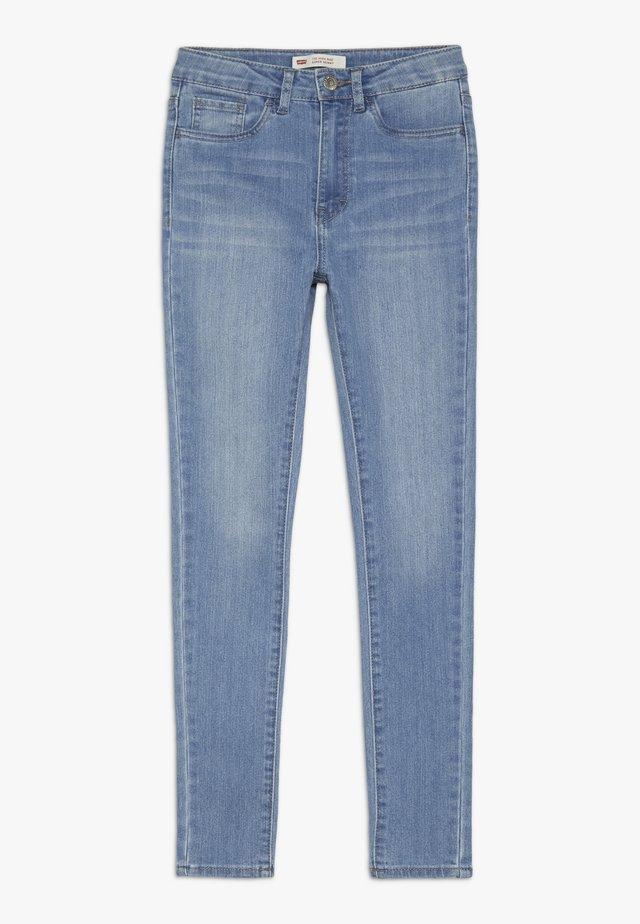 720 HIGH RISE SUPER SKINNY - Jeans Skinny Fit - light blue denim