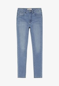 Levi's® - 720 HIGH RISE SUPER SKINNY - Jeansy Skinny Fit - light blue denim - 2