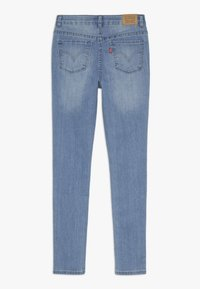 Levi's® - 720 HIGH RISE SUPER SKINNY - Jeansy Skinny Fit - light blue denim - 1